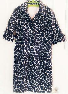 Lilly Pulitzer animal print dress